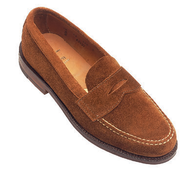 Unlined Flex Penny Loafer