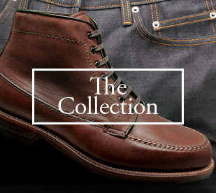 Alden Shoe DC - Collection